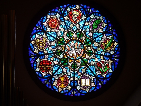 St. James Rose Window